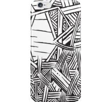 Line Weave  2 iPhone Case/Skin