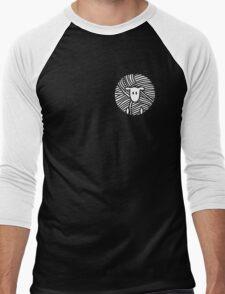 Yarn Ball Sheep Men's Baseball ¾ T-Shirt