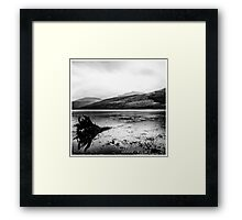 Loch Long - Scotland (2) Framed Print