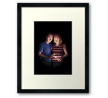 New Life Framed Print
