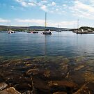 Tobermory Harbour by WatscapePhoto