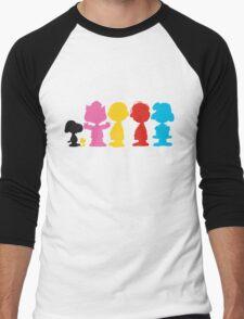 Peanuts Men's Baseball ¾ T-Shirt