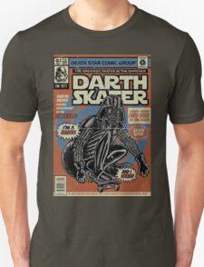 Darth Skater The Skate Lord T-Shirt