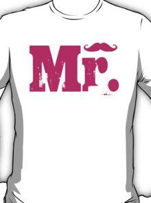 Mr Mustache 2 T-Shirt