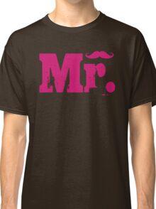 Mr Mustache 2 Classic T-Shirt