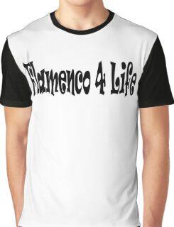 Flamenco Graphic T-Shirt