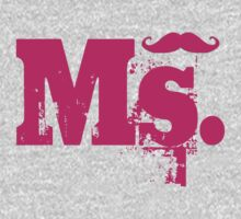 Ms. Mustache2 Kids Clothes