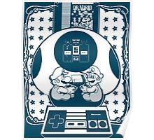 DR MARIO - Super Mario  Poster