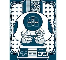DR MARIO - Super Mario  Photographic Print