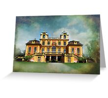 Schloss Favorit, Ludwigsburg - Germany Greeting Card