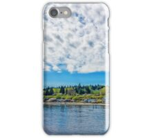 Clinton, Washington iPhone Case/Skin