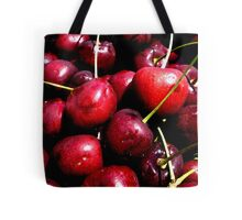Cherries (available in ipad) Tote Bag