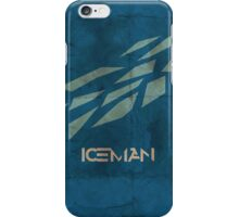 Minimalist Iceman iPhone Case/Skin
