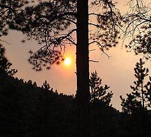 Smoky Sunrise by Brenda Hagenson