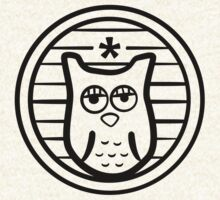 Sleepy Hoot Owl by HootOwlPress