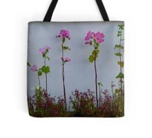 Pretty Maids All In A Row Tote Bag
