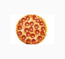 Pizza isolated on white Unisex T-Shirt