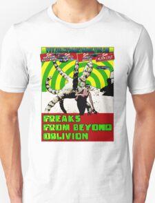 Freaks From Beyond Oblivion Alien  T-Shirt