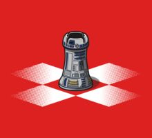 Chess R2-D2: Rook to D2 Kids Clothes