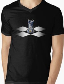 Chess R2-D2: Rook to D2 Mens V-Neck T-Shirt