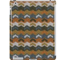 Flying V's Knit iPad Case/Skin