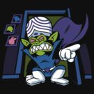 Evil Mojo in our Closet by harebrained