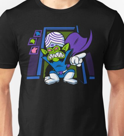 Evil Mojo in our Closet Unisex T-Shirt