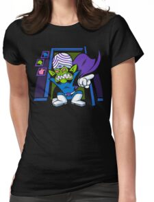 Evil Mojo in our Closet Womens Fitted T-Shirt