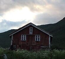 Sjøhus på Laupstad - 3 by Ruth Vihovde