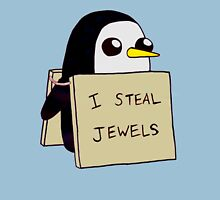 """I Steal Jewels""  T-Shirt"