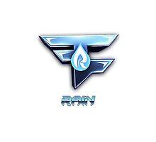 Faze Rain | Logo Design  by BOSTrinity