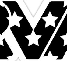 RVA -Stars Sticker