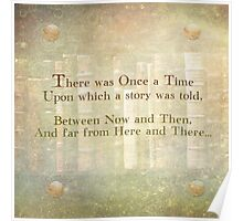 There was Once a Time... Poster