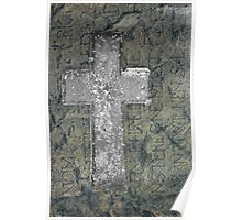 Ancient Cross Poster