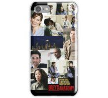 Grey's Anatomy - 10th Anniversary  iPhone Case/Skin
