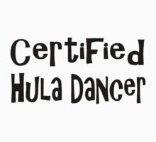 Hula Kids Tee