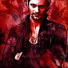 Eric Northman by Deadmansdust