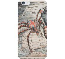 LEntente Cordiale 1915 iPhone Case/Skin