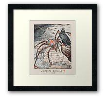 LEntente Cordiale 1915 Framed Print