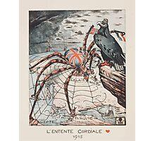 LEntente Cordiale 1915 Photographic Print