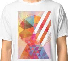 Circular Symmetry Classic T-Shirt