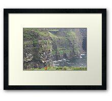 Cliffs of Moher Framed Print