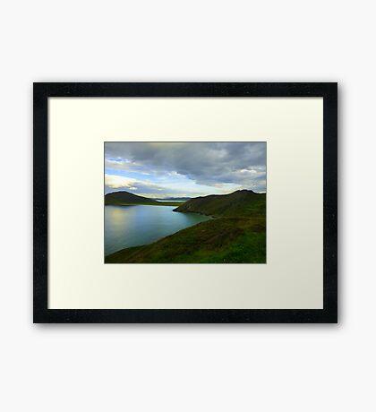Sheephaven Bay Framed Print