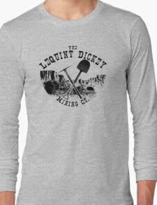 The LeQuint Dickey Mining Co. Long Sleeve T-Shirt