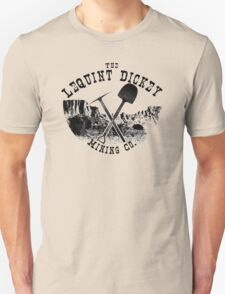 The LeQuint Dickey Mining Co. T-Shirt