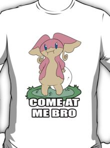Audino COME AT ME BRO T-Shirt