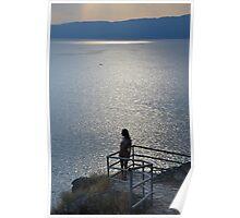 Lake Ohrid Poster