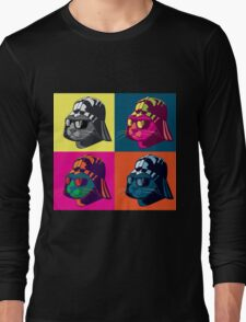 Darth Kitty Pop Long Sleeve T-Shirt