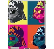 Darth Kitty Pop iPad Case/Skin