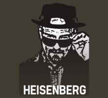 Breaking Bad | Heisenberg  by RhysDesigns94